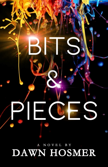 Bits & Pieces front cover (2) - Steve Hosmer