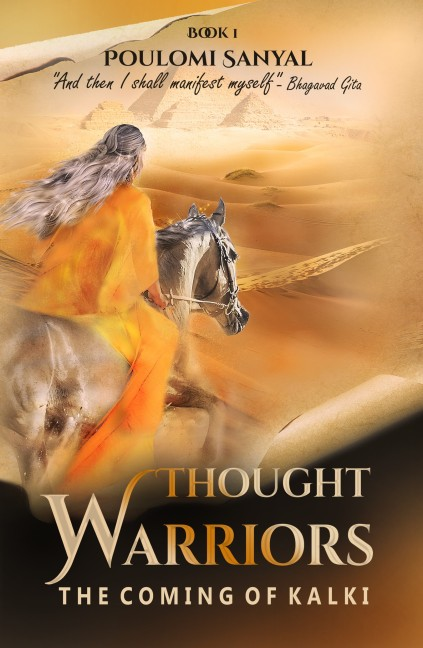 THOUGHT WARRIORS BOOK 1 BARCODE - Poulomi Sanyal(1)